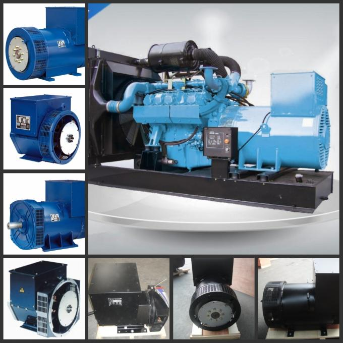 925Kva 3 Phase Brushless Ac Generator 60 Hz With 1800 R / Min Rotation Speed