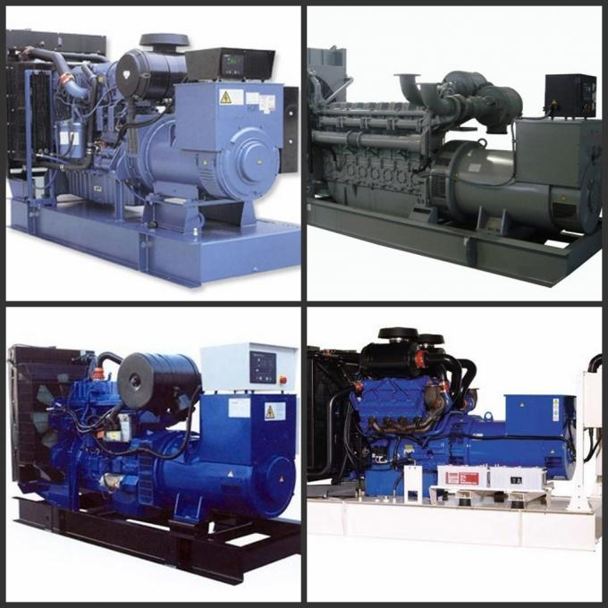 Three Phase Open Diesel Generator With 403A-15G1 Perkins Engine 10Kw -100Kw