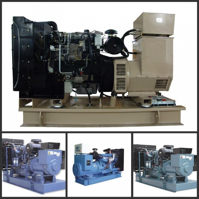 800 Kw / 1000Kva Prime Power Open Diesel Generator 400 / 230 V Rated Voltage