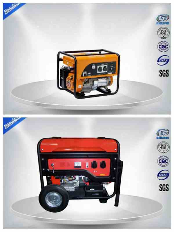 Quietest Portable Generator Portable Backup Generator Single Phase