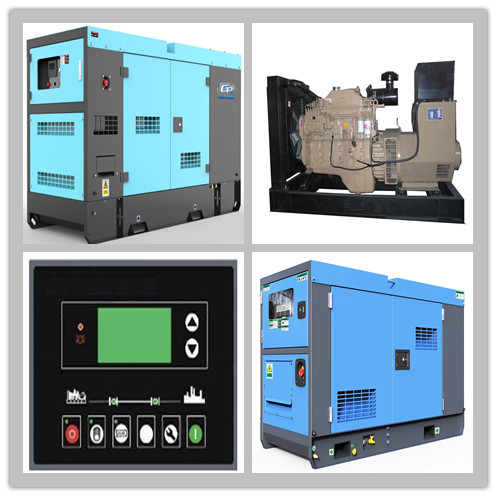 100kw 50Hz Canopy Generator Set , Cummins Diesel Engine Generator Set For Commercial