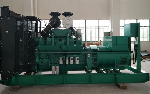 730 KW 900 KWA Diesel Generator Set With Cummins Generator and Stanford Alternator