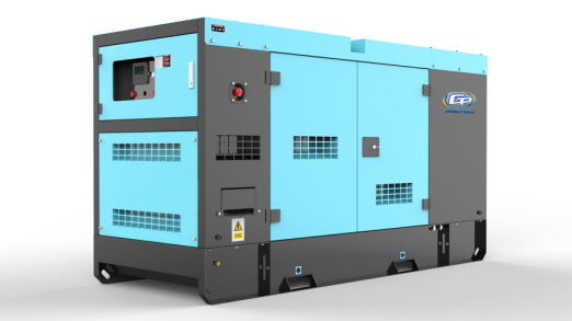 Three Phase Open Diesel Generator Set 25 Kva With Mechanical Speed Govorner, Air Filter, Air Cleaner