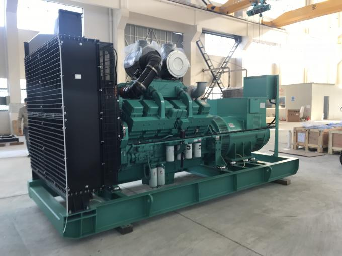 3 Phase 320KW / 400KVA Silent Diesel Generator Set With Cummins Diesel Engine Generator