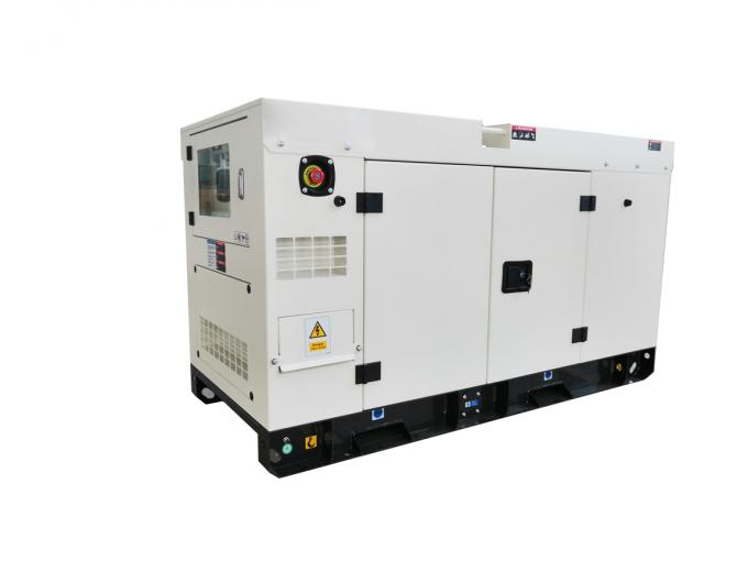 50Hz 16kw / 20kva Silent Diesel Generator Set With Yangdong 4 Cylinder Diesel Engine, Diesel Electric Generator