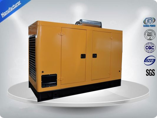 China AC Industrial Container Generator Set Silent Rainproof 1500 R / Min Rotation Speed supplier