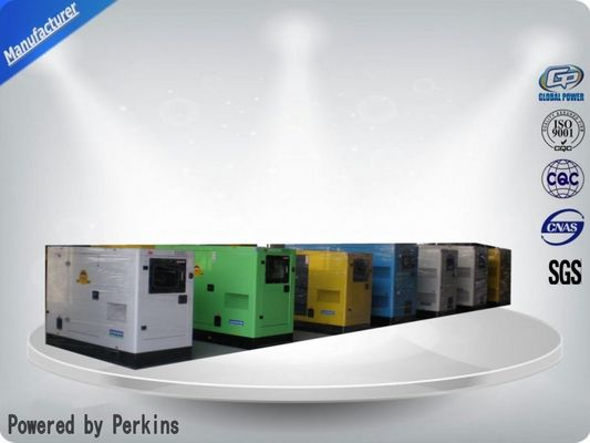 China 3 Phase Container Diesel Generator Set 50Kva Anti - Vibration Isolaters supplier