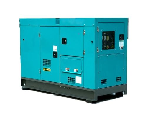 China 300 - 500 Kw Cummins Silent Diesel Generator Set With 800 L Fuel Tank Capacity supplier