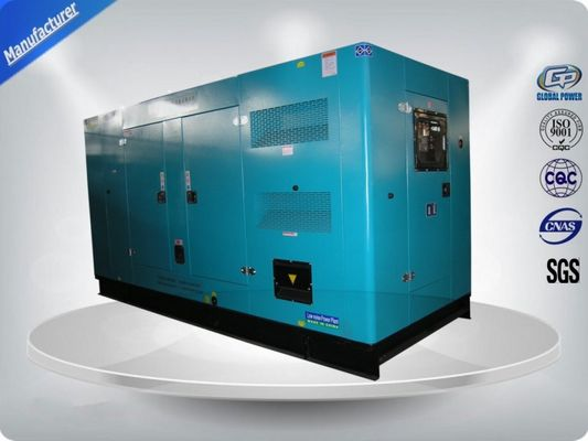China Powerful Water - cooled Silent AC generator set Three Phase 400kw / 500kva supplier