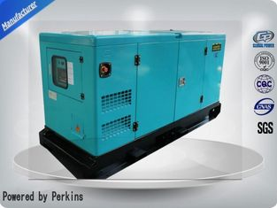 China 7 kVA / 9kw 3 Phase Silent Diesel Generator Set Low Noise 403A-11G Engine supplier