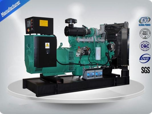 China 50Hz 400V Electronic Starting Industrial Generator Set 800 L Fuel Tank Capacity supplier