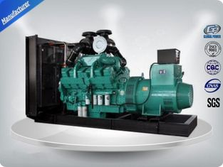 China 520KW Water - Cooling Diesel Canopy Generator Set 6 Cylinder For Industrial supplier
