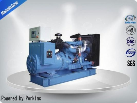 China Water - Cooled In - Line Perkins Diesel Generator Set Six Cylinder 100-200kw 225kva supplier