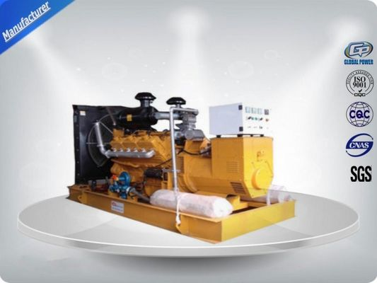 China Three Phase Natural Gas Generator Set Small Auto start H Insulation Grade supplier