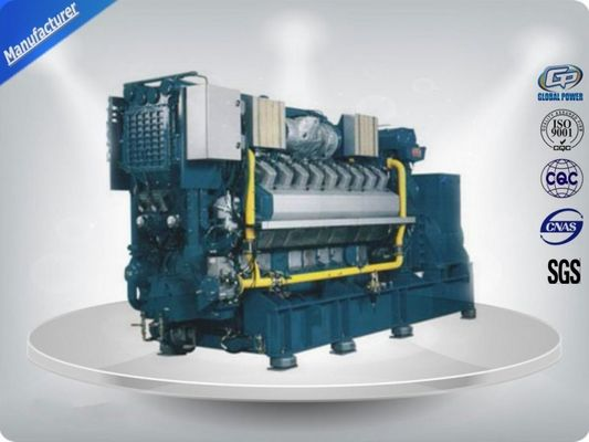 China Low Fuel 120KW Natural Gas Backup Generator Air Cooled With One Year Warranty supplier