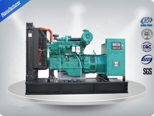 China Soundproof Natural Gas Generator Electric Starting 200Kw Prime Power For Commercial supplier