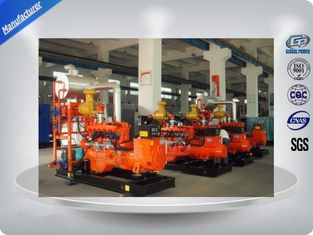 China Auto Start AC Natural Gas Backup Generator  Air Cooled With One Year Warranty supplier