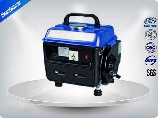 China Electric Start Single Phase Portable Generator Set Rental Air Cooled 4.5 Kva supplier