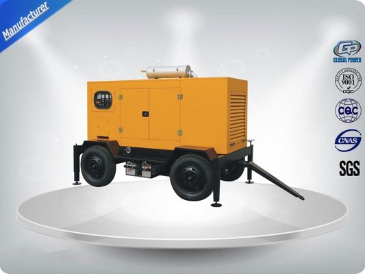 China 144kw / 180kva  Diesel Trailer Generator Easy Moving Powered By Perkins Engine supplier
