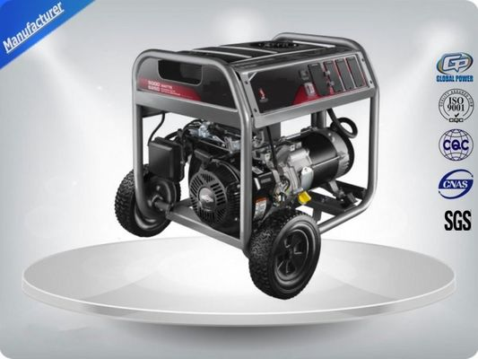 China Single Phase Quiet Running Portable Generator Set With OEM / ISO9001 Certification supplier