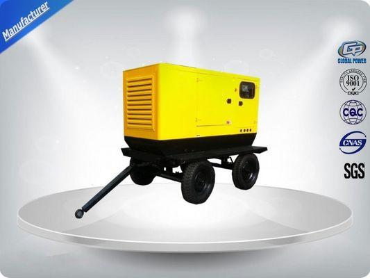 China Perkins Engine Trailer Genset,50Hz water cool supplier