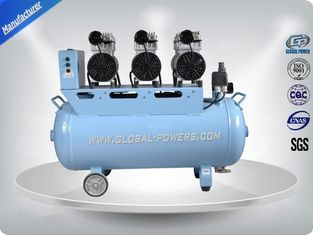 China 3Hp Piston Portable Small Electric Air Compressor With ISO / CQC Certification supplier