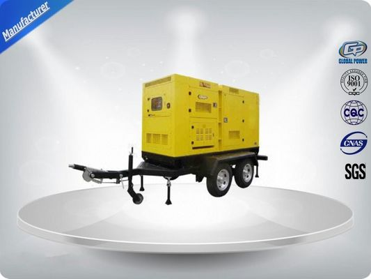China 320Kw Diesel Trailer Generator Self - Exciting Powered By Perkins Engine supplier