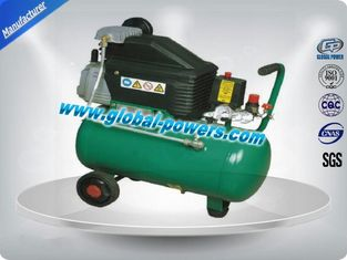 China 600W Mobile Piston Air Compressor Low Vibration With 2 Years Warranty supplier
