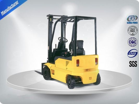China 3 Ton All Terrain Articulated Forklift Truck No Noise For Height Rough Terrain supplier