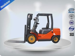 China 7.0T Low Noise Hydraulic Pallet Truck / Double Air Filter Electric Lift Trucks supplier