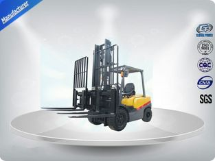China 8 Ton Capacity Electric Forklift Truck 8000Kg Easy Maintenance Ac Stepless Inverter supplier