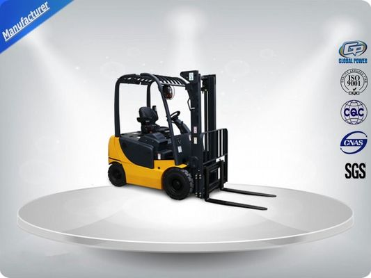 China 1.5 Tons Hydraulic Electric Forklift Truck High Lift with AC Motor Powered supplier