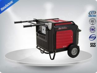 China Home / Office Portable Generator Set Quiet Portable Generator supplier