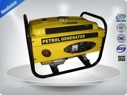 China Home Petrol 950/ 2500 Series Small Gas Generator Cold Rolled Steel Rated Output 5.5HP supplier