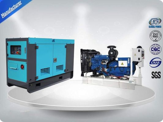 China Low Fuel Perkins Diesel Power Generator 20kva Rated Electrical Governoring supplier