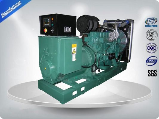 China Open Type Diesel Generator With 570L Diesel Generator Fuel Consumption supplier