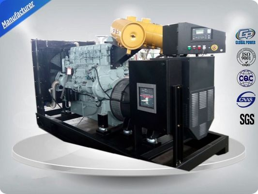 China 480Kw Mitsubishi Diesel Engine Generator Sets With Stamford Alternator HCI 544E supplier