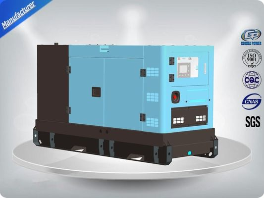 China 160Kw 200Kva Perkins Soundproof Diesel Generator Set , Low Noise unmatched quality supplier