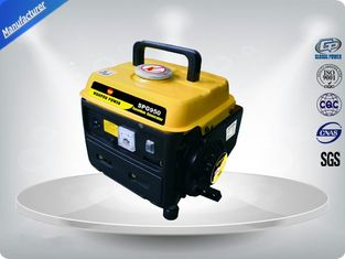 China 3.2Kva Energy Saving Single Phase Gasoline Generator Set With 14 Continous Working Hours supplier