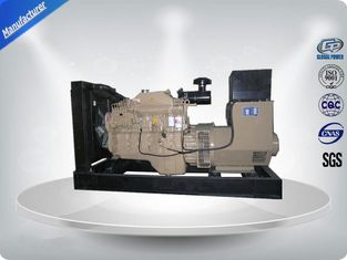 China 100kw 50Hz Canopy Generator Set , Cummins Diesel Engine Generator Set For Commercial supplier