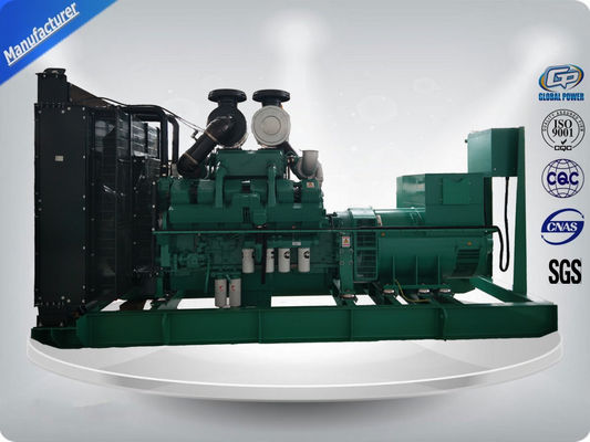 China 730 KW 900 KWA Diesel Generator Set With Cummins Generator and Stanford Alternator supplier