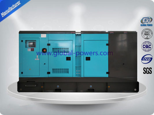 China Soundproof Cummins Brushless AC Generator 250 KW / 313 KVA with Low Noise supplier