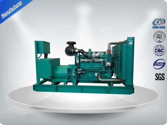 China 470kw/588kva 50Hz Cummins Diesel Generator With Faraday Alternator , Water Cooled Three Phase supplier
