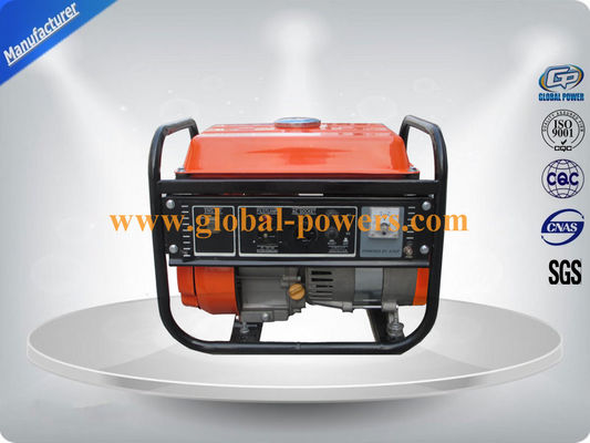 China Small Gasoline Genset 850 VA 50 HZ Single Phase Strong Power with Low Noise and Low Fuel Consumption supplier