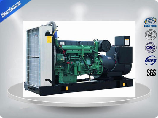 China 500 KVA / 400 KW Diesel Generator Set Powered with VOLVO Engine US Tier 2 supplier