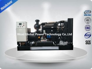 China Low Noise Weichai / Kofo / Ricardo Open Diesel Gen Set 250 Kw / 313 Kva Prime Power With ATS supplier