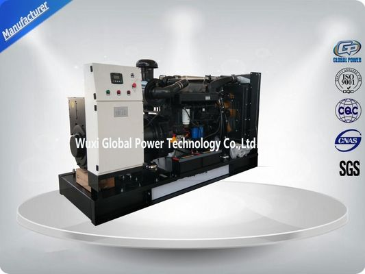China Diesel Generators For Home Use With 100 Kw / 125 Kva Prime Power 6 Cylinder In-Line supplier