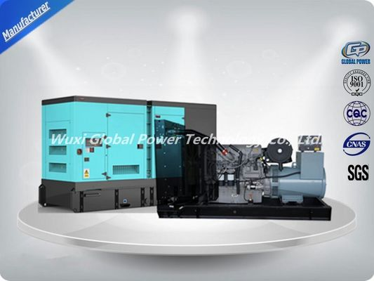China Soundproof Silent Diesel Generator Set 150 KVA Lovol 75dB at 7 M with Super Performance supplier