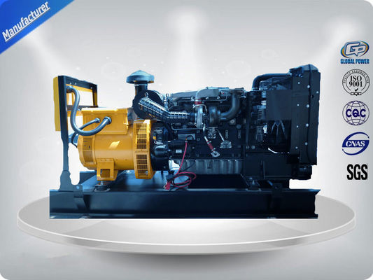 China 200 KVA 400 V 3 Phase Silent Diesel Generator , Commercial Diesel Generators supplier