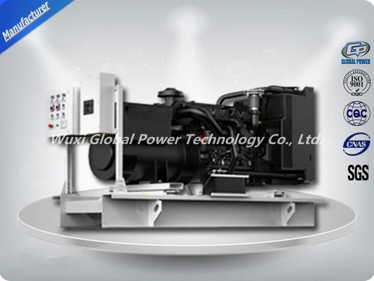 China 500 KVA Perkins Engine Industrial Generator Set 3 Phase Open Type / Silent Type supplier